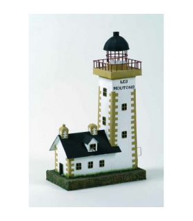 Maquette PHARE LUMINEUX LES MOUTONS