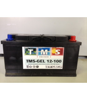 Batterie TMS GEL 12-100