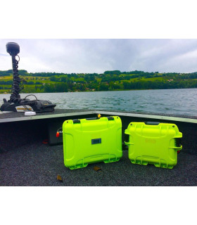 BATTERIE LITHIUM Belly Boat Solution 12V15A