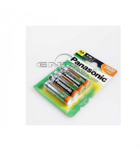 Accumulateurs Rechargeables ACH6418 Taille AA 2600mA