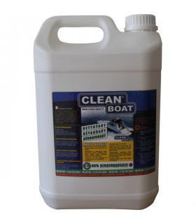 Clean boat 5 litres