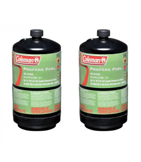Cartouches propane COLEMAN par lot de 2
